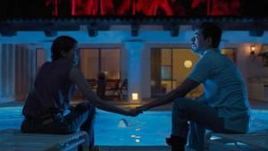 Tiempo Compartido: Cassandra Ciangherotti (Eva) en Luis Gerardo Méndez (Pedro)