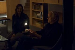 Geena Davis en Tim Robbins in Marjorie Prime
