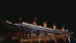 Titanic filmstill