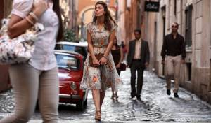 To Rome with Love: Alessandra Mastronardi