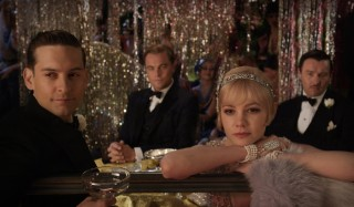 Tobey Maguire en Carey Mulligan in The Great Gatsby