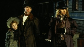 Tom Cruise, Kirsten Dunst en Brad Pitt in Interview with the Vampire