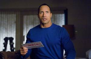 Dwayne Johnson (Derek Thompson / Tooth Fairy)