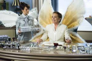 Tooth Fairy: Julie Andrews (Lily)