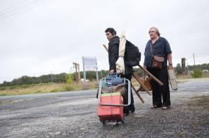Tour de France: Sadek (Far'Hook) en Gérard Depardieu (Serge Desmoulins)