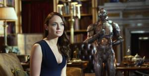 Transformers: The Last Knight: Laura Haddock