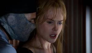 Trespass: Cam Gigandet (Jonah) en Nicole Kidman (Sarah Miller)