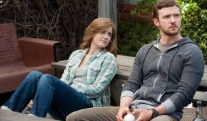 Trouble with the Curve: Amy Adams (Mickey) en Justin Timberlake (Johnny Flanagan)