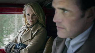 Uma Thurman en Matt Dillon in The House That Jack Built