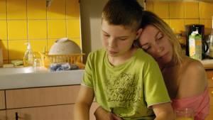 Alexi Mathieu (Jimmy) en Angelica Sarre
