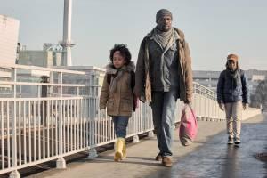Une saison en France: Eriq Ebouaney (Abbas Mahadjir)