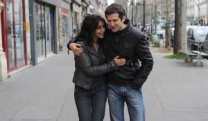 Une vie meilleure: Leïla Bekhti (Nadia) en Guillaume Canet (Yann)
