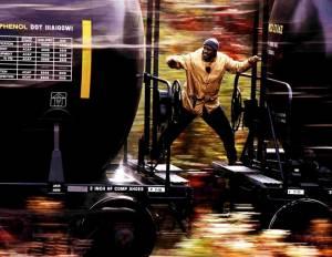 Unstoppable: Denzel Washington (Frank Barnes)