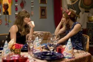Valentine's Day: Jessica Biel (Kara Monahan) en Jennifer Garner (Julia Fitzpatrick)