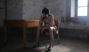 Vallanzasca - Gli angeli del male: Valeria Solarino (Consuelo) en Filippo Timi (Enzo)