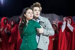 Vampires Suck: Matt Lanter (Edward) en Jenn Proske (Becca Crane)