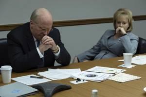 Vice: Christian Bale (Dick Cheney) en Amy Adams (Lynne Cheney)