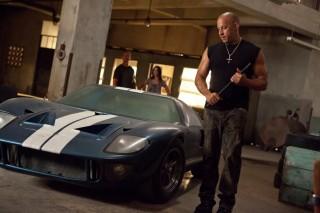 Vin Diesel in Fast Five