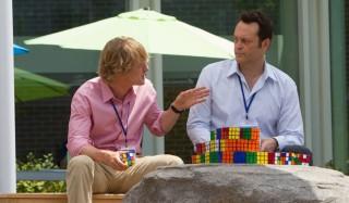Owen Wilson en Vince Vaughn in The Internship