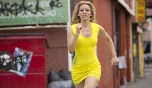 Walk of Shame: Elizabeth Banks (Meghan Miles)
