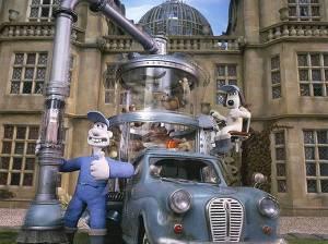 Wallace & Gromit filmstill