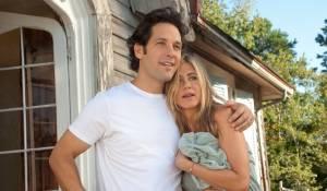 Wanderlust: Paul Rudd (George) en Jennifer Aniston (Linda)