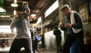 Warrior: Tom Hardy (Tom Conlon) en Nick Nolte (Paddy Conlon)