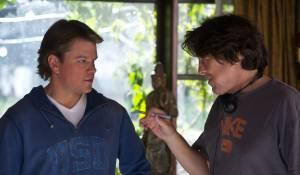 Matt Damon met Cameron Crowe