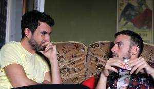 Weekend: Tom Cullen (Russell) en Chris New (Glen)