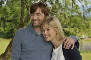 What We Did on Our Holiday: David Tennant (Doug) en Rosamund Pike (Abi)