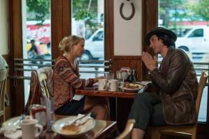 While We're Young: Naomi Watts (Cornelia) en Adam Driver (Jamie)