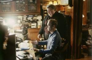 Michael Keaton en Ian McNeice