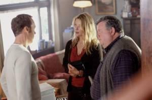 Michael Keaton, Deborah Kara Unger en Ian McNeice