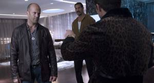 Wild Card: Jason Statham (Nick Wild)