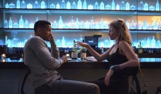 Will Smith en Margot Robbie in Focus