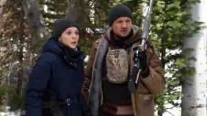 Elizabeth Olsen (Jane Banner) en Jeremy Renner (Cory Lambert)
