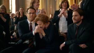 Woman in Gold: Helen Mirren (Maria Altmann) en Ryan Reynolds (Randol Schoenberg)