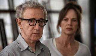 Woody Allen in To Rome with Love