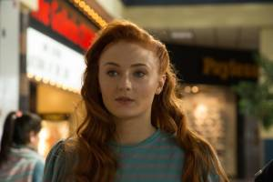 Sophie Turner (Jean Grey)