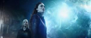 X-Men: Dark Phoenix: Jessica Chastain (Smith) en Sophie Turner (Jean Grey / Phoenix)