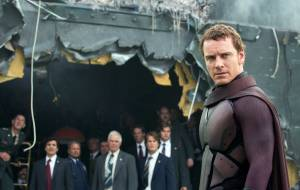 X-Men: Days of Future Past: Michael Fassbender (Erik Lehnsherr / Magneto)