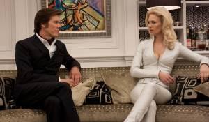 X-Men: First Class: Kevin Bacon (Sebastian Shaw) en January Jones (I) (Emma Frost)