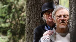 Youth: Michael Caine (Fred Ballinger) en Harvey Keitel (Mick)