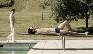 Yves Saint Laurent: Pierre Niney (Yves Saint Laurent) en Guillaume Gallienne (Pierre Bergé)