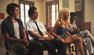 Zac Efron, Matthew McConaughey en Nicole Kidman in The Paperboy