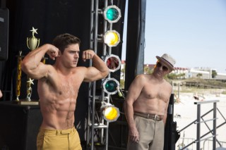 Zac Efron en Robert De Niro in Dirty Grandpa