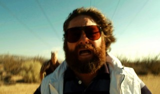 Zach Galifianakis in The Hangover Part III