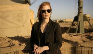 Zero Dark Thirty: Jessica Chastain