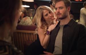 Zwaar Verliefd!: Sarah Chronis (Marleen) en Jim Bakkum (Ruben)