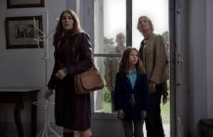 Barry Atsma (Paul), Hadewych Minis (Christine) en Isabelle Stokkel (Lisa)